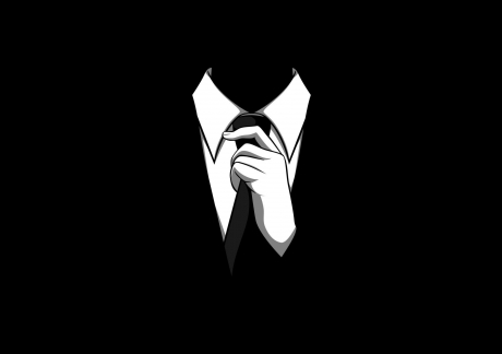 Anonymous Black Tie