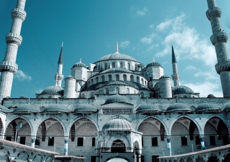 Grand Mosque Istanbul