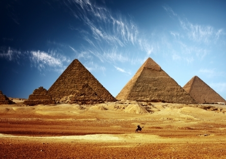 Lovely Egyptian Pyramids